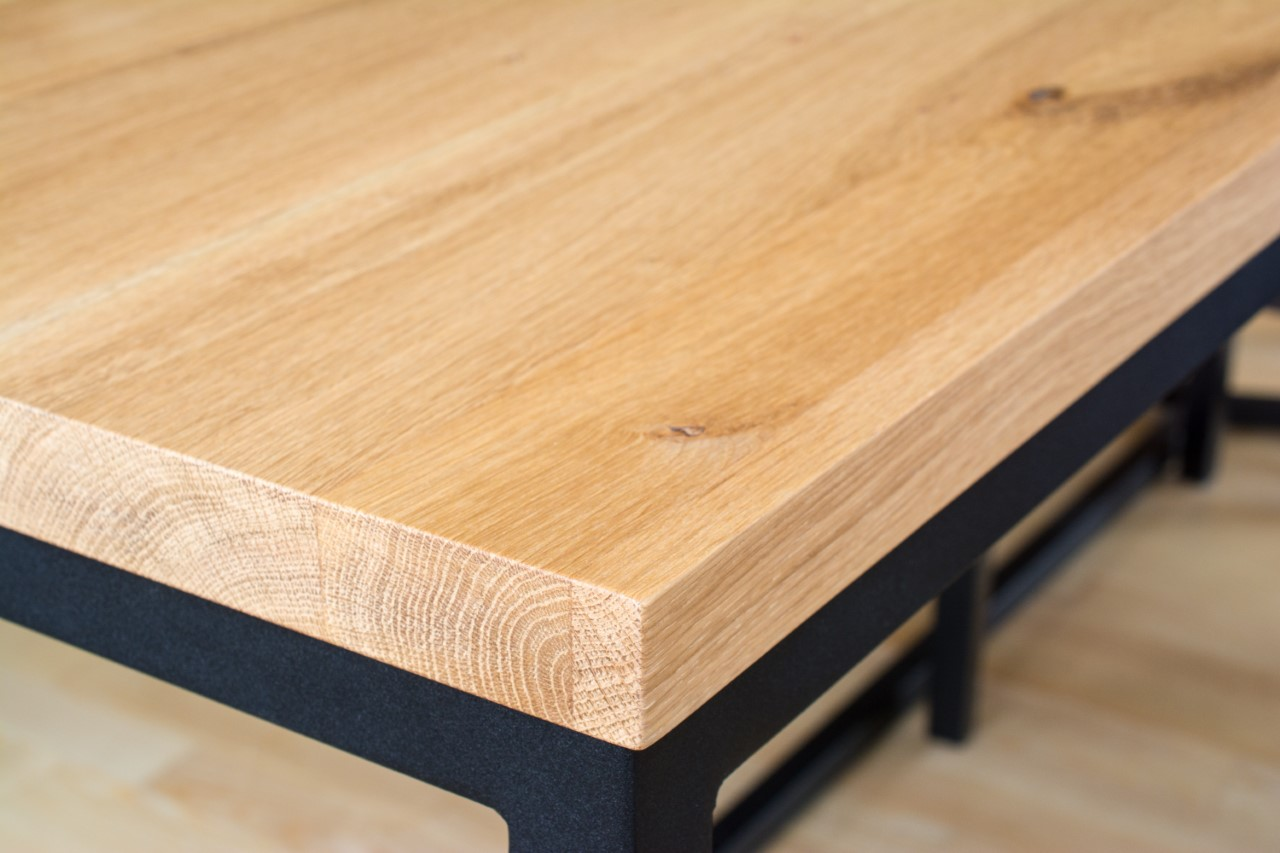 eichen Tischplatte kaufen bei Eichenholzprofi